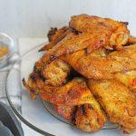 brown sugar chicken wings
