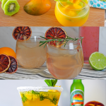 3 Easy Cocktail Recipes for Spring