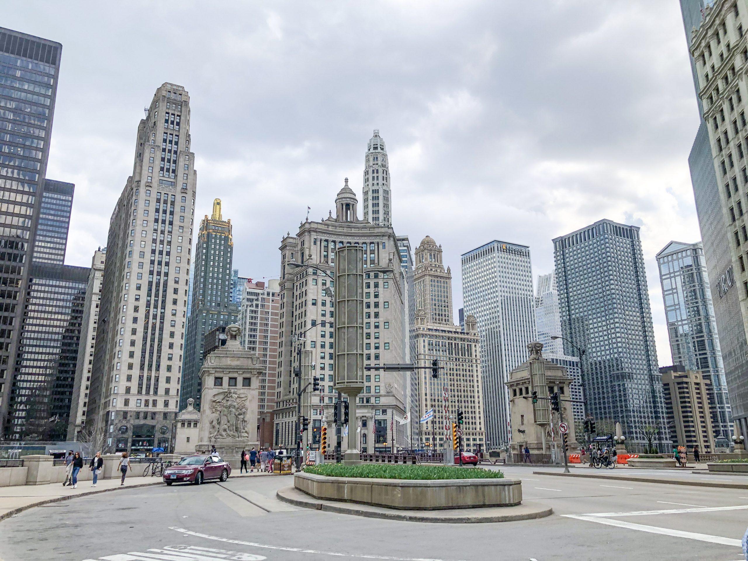 Chicago Trip: April 2021