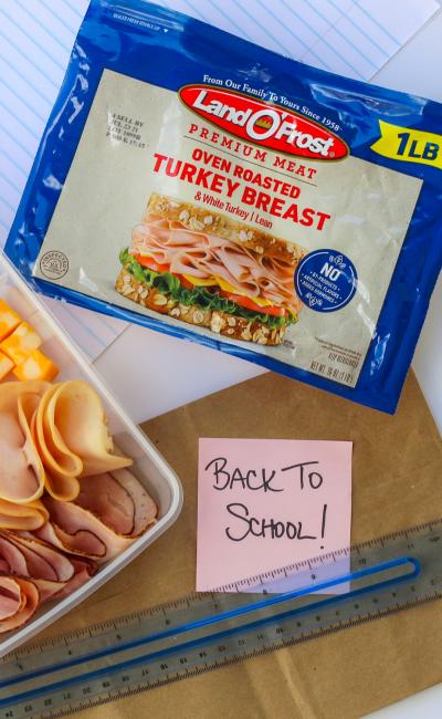 Back To School Lunch Box Idea