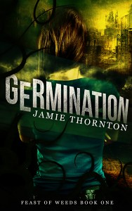 Germination is the opening novella to a new post-apocalyptic Young Adult series, where the runaways are the heroes, the zombies aren't really zombies, and you can't trust your memories—even if they're all you have left. #germination #books #post-apocalyptic #fiction