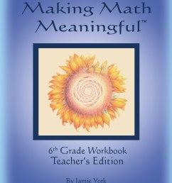 6th Grade Workbook - Teacher's Edition - Jamie York Press [ 3300 x 2551 Pixel ]
