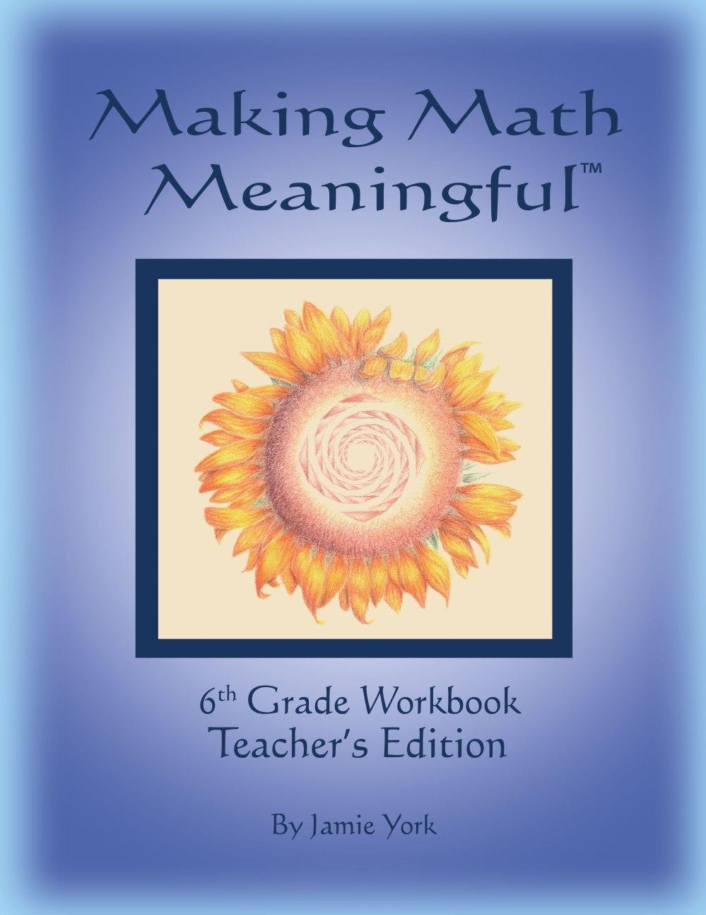 medium resolution of 6th Grade Workbook - Teacher's Edition - Jamie York Press