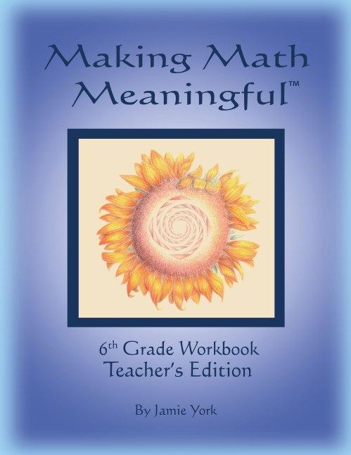 small resolution of 6th Grade Workbook - Teacher's Edition - Jamie York Press