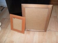 2nd hand Wooden Picture Frames