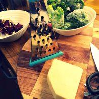 JamJarGill: Meatless Monday {1 year 11 weeks}: Dinner