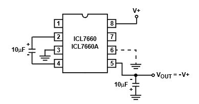 Cheap and easy -5v