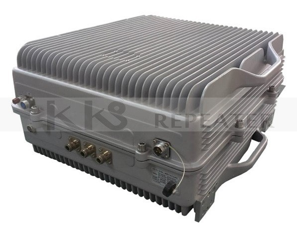 Tri Band Gsm Amp Dcs Amp Wcdma Outdoor Repeater Rf Repeater Gsm