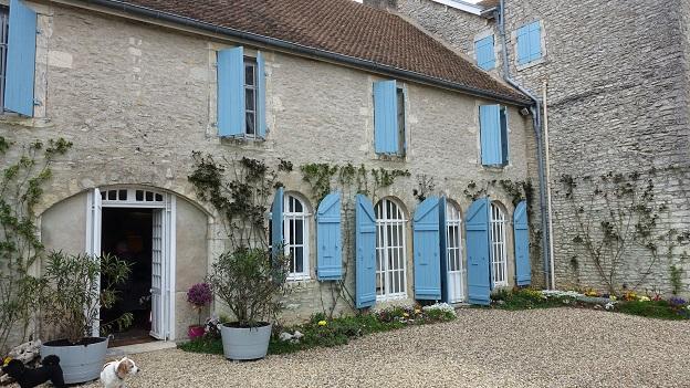 The legendary Domaine d'Auvenay