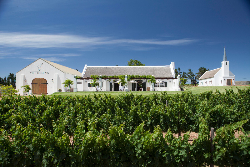 Vondeling Wines, South Africa