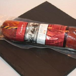 Serrano Loin Sausage| Lomo Serrano | Cured Meat | Fermin Ibericos | Spanish Food