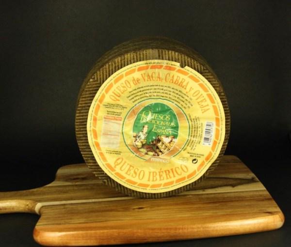 Iberico Cheese | Jamones Sin Fronteras