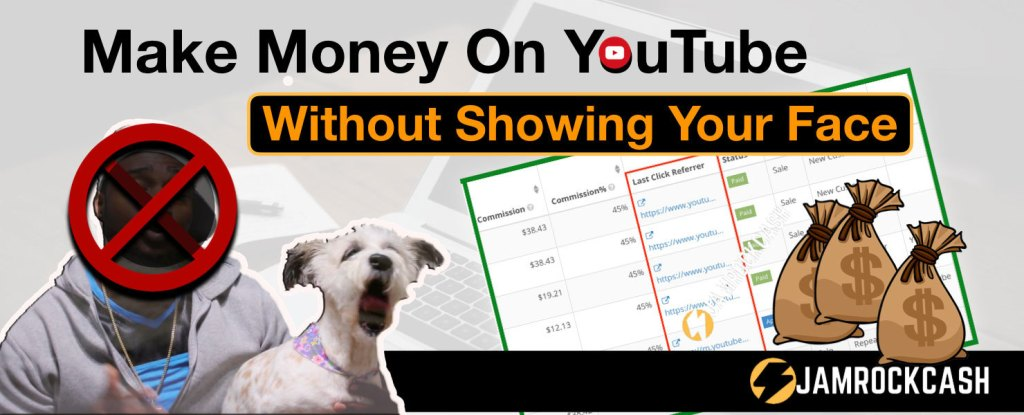 Make Money On Youtube Without Showing Your Face