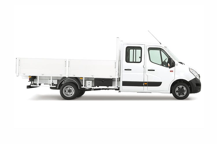 Renault Master Tipper MWB 35 FWD 2.3 dCi FWD 135PS