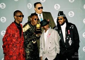 Shabba Ranks The 1993 Grammy Awards