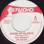 The Gaylads - The Sound of Silence [1967] (Studio One)