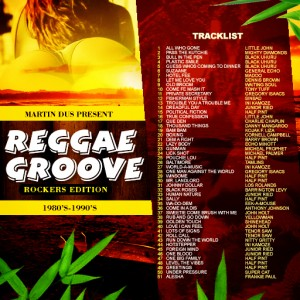 Reggae Groove (1980'S-1990'S) Mixtape