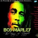 Art Cover - Bob Marley - King of reggae