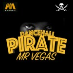 Art Cover - Mr Vegas - Dancehall Pirate