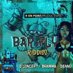 Bar Fly Riddim (R On Point Productions)