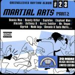 Greensleeves Rhythm Album #23 – Martial Arts part 2
