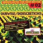 Greensleeves One Drop Rhythm #2 - Dubwise and Indiscretions