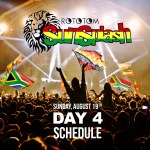 rototom sunsplash day 4 schedule