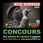 [Concours] Gagnez 2 places pour voir Al Campbell à Paris