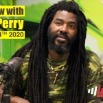 Interview with Omar Perry [01/24/2020] Le Forum