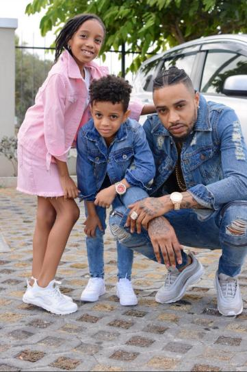 RichKingBreezy & kids