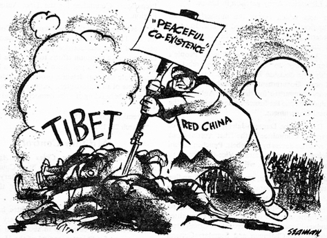POLITICAL CARTOONS FROM MARCH 1959