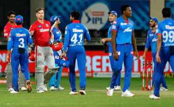 KXIP vs DC Dhawans historic hundred goes in vain as Kings XI Punjab outplay Delhi Capitals