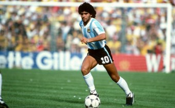 Famous footballer Maradona dies of heart attack