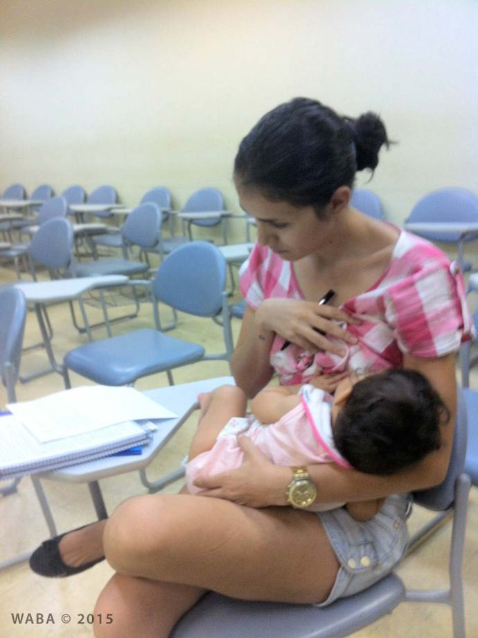 Yara Guariglia - Trust, you can work and breastfeed your baby!