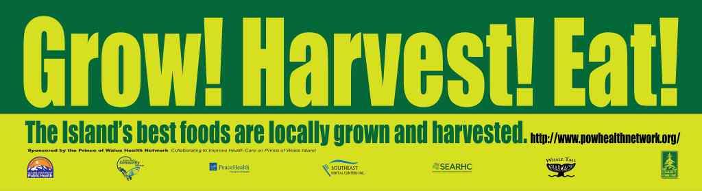 Free Vegetable Garden Starter Kits - Grow! Harvest! Eat! Alaska's Best Foods are Locally Grown
