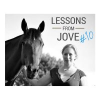 Lessons from Jove #10: The Right Question is Everything