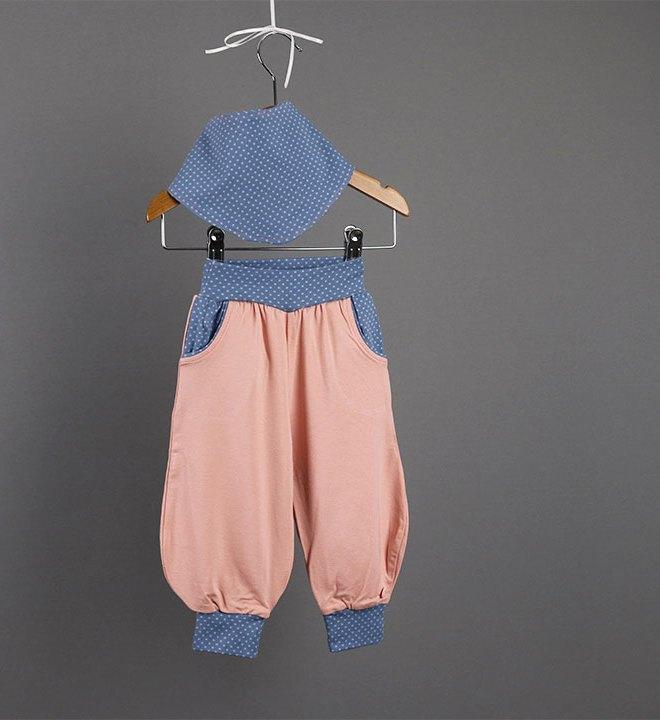 Babyset für kleine Mädchen - Gr. 62. JanaKnöpfchen