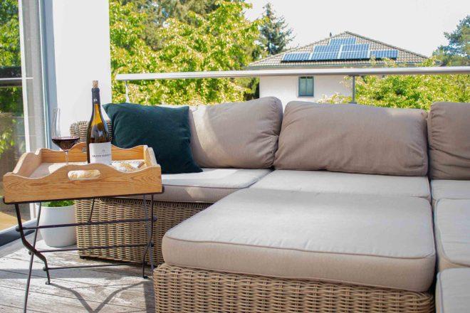 Blogpost Kissen für das Terrassensofa nähen. JanaKnöpfchen - Nähen für Jungs
