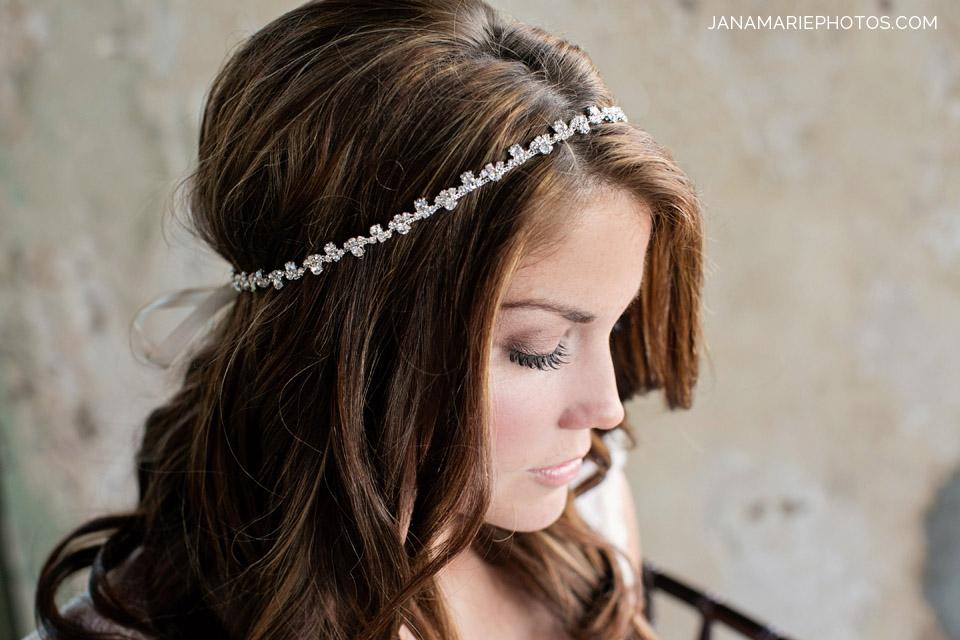 The Yellow Peony Bridal Accessories Jana Marie