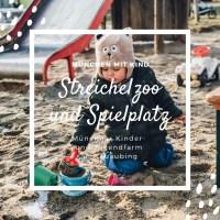 Münchner Kinder- und Jugendfarm in Neuaubing - Streichelzoo mit XXL-Spielplatz