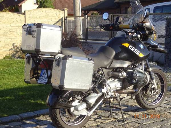 Půjčovna motocyklů