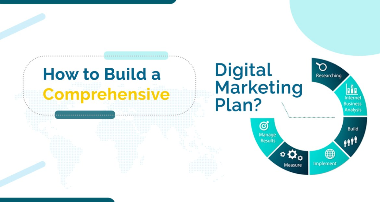 What Is Digital Marketing Plan Top 7 Digital Marketing