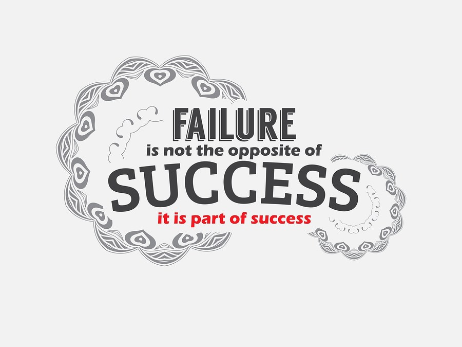 5 Ways to Get Over Failure