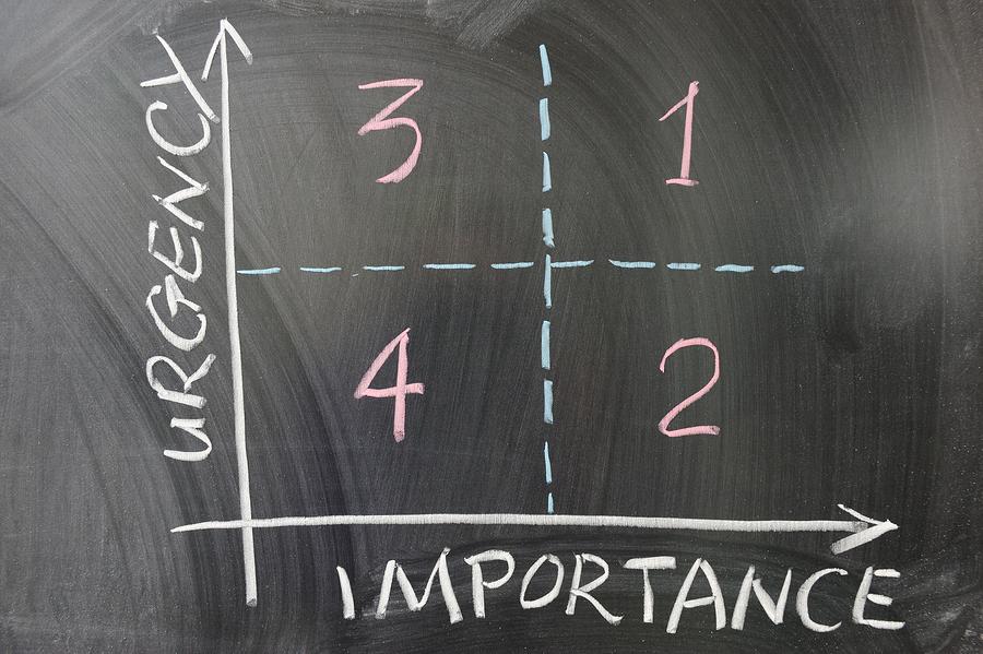 4 Ways to Juggle Priorities