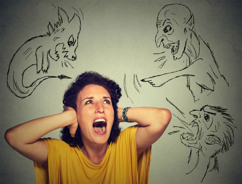 Three ways to Silence that Nagging Inner Voice so you can get on with your work