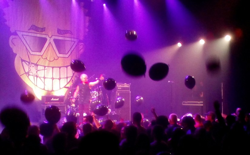 Toy Dolls in Hedon