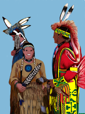 Native regalia