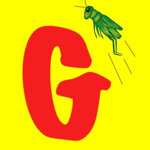 ABC-Insects-G