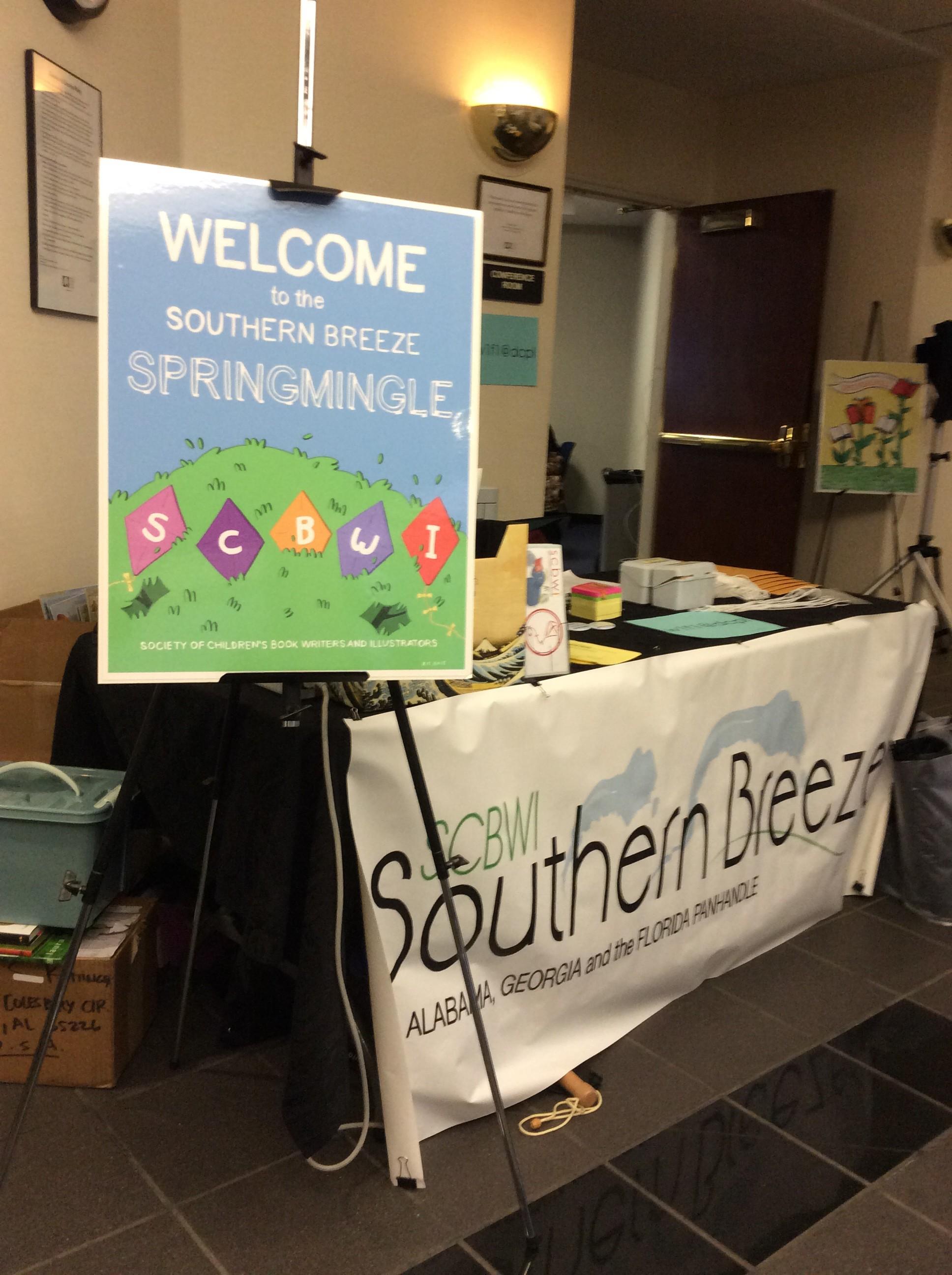Scbwi Southern Breeze Illustrators Day 2015 Jan C Watford
