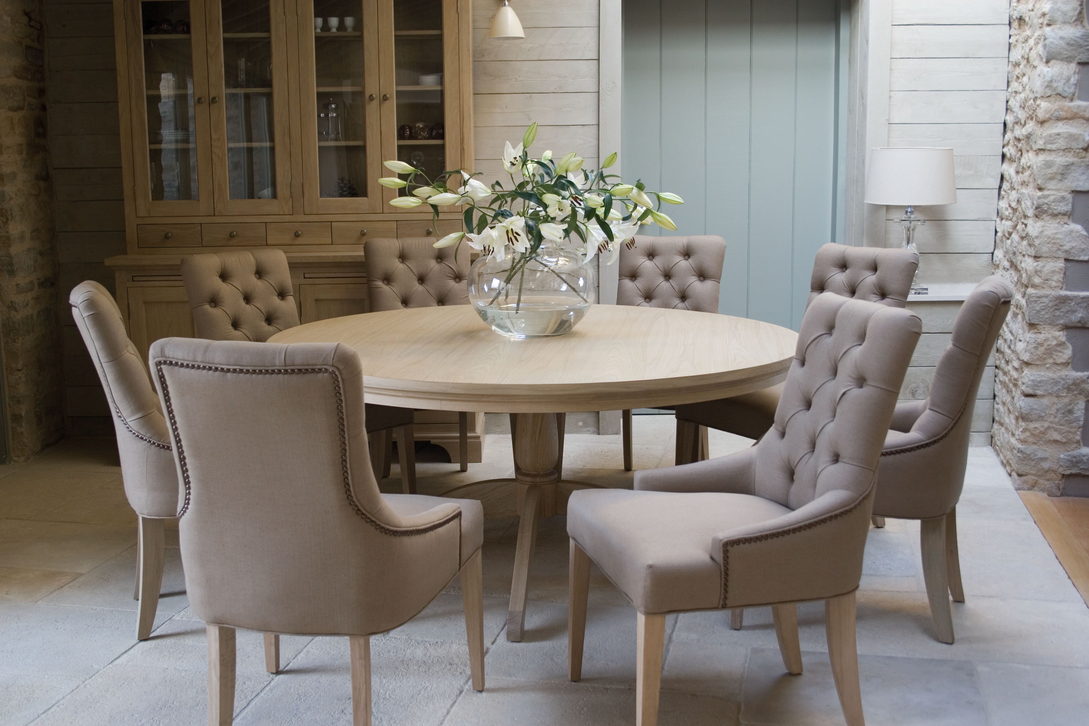 JandB Interiors  Table  Chairs